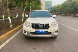 丰田 普拉多(进口) 2012款 普拉多(进口) 2.7L 自动 中东版 高配 抵押车