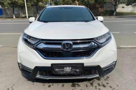 本田CR-V 2017款 本田CR-V 混动 2.0L 净致版 抵押车