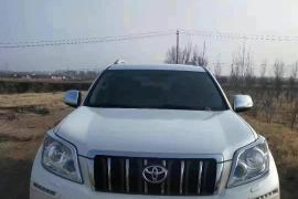 丰田 普拉多(进口) 2013款 普拉多(进口) 2.7L 自动 中东版 抵押车