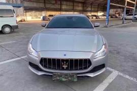 玛莎拉蒂总裁(进口) 2017款 玛莎拉蒂总裁(进口) 3.0T 标准型 抵押车