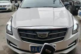 凯迪拉克ATS-L 2017款 凯迪拉克ATS-L 28T 豪华型抵押车