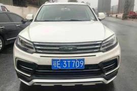 众泰T600 2019款 众泰T600 1.5T 自动豪华型抵押车