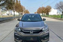 本田XR-V 2017款 本田XR-V 1.5L LXi 手动经典版抵押车