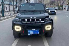 北京汽车 北京BJ40 2019款 北京BJ40 PLUS 2.0T 自动四驱城市猎人版旗舰型 国V抵押车