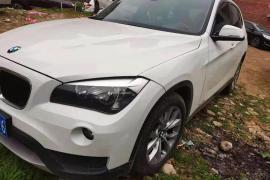 宝马X1 2014款 宝马X1 sDrive18i 时尚型抵押车