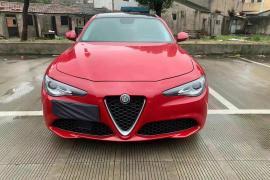 阿尔法·罗密欧 Stelvio(进口) 2019款 Stelvio(进口) 2.0T 280HP 豪抵押车