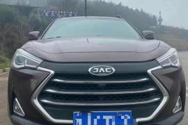 江淮 瑞风S7 2017款 瑞风S7 1.5T 自动豪华型抵押车