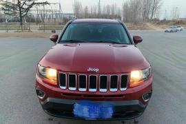 Jeep 指南者(进口) 2014款 指南者(进口) 2.4L 自动 四驱 运动版抵押车