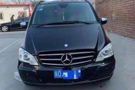 奔驰 唯雅诺 2012款 唯雅诺 2.5L 礼遇版抵押车
