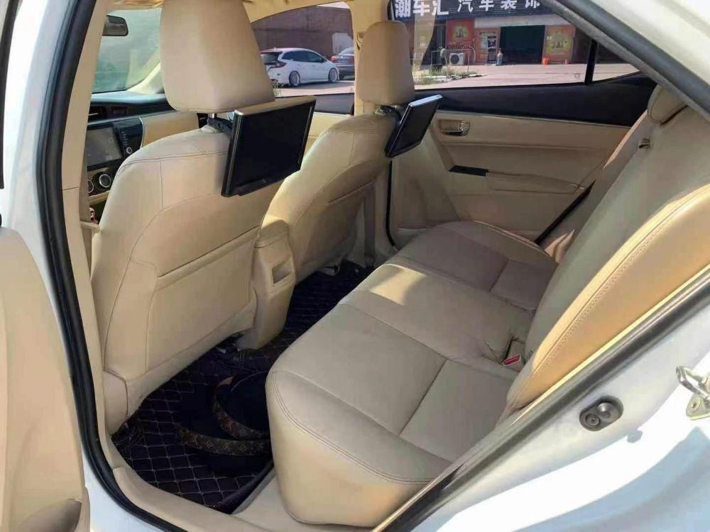 丰田 卡罗拉 2014款 卡罗拉 1.6L CVT GL