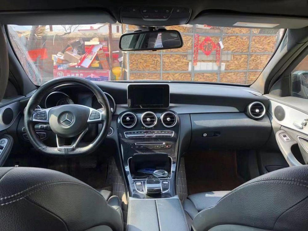 奔驰C级 2015款 奔驰C级 C200L