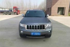 Jeep 大切诺基(进口) 2012款 大切诺基(进口) 3.6L 豪华导航版抵押车
