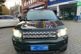 路虎 神行者2代(进口) 2011款 神行者2代(进口) 3.2L I6 SE抵押车