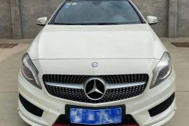 奔驰A级(进口) 2013款 奔驰A级(进口) A260 运动型抵押车