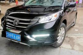 本田CR-V 2015款 本田CR-V 2.0L 两驱 经典版抵押车