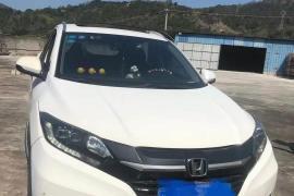 本田 缤智 2016款 缤智 1.8L CVT两驱先锋型抵押车