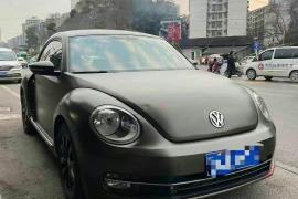 大众 甲壳虫(进口) 2014款 甲壳虫(进口) 1.4TSI 豪华版抵押车