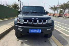 北京汽车 北京BJ40 2018款 北京BJ40 PLUS 2.3T 自动四驱尊享版抵押车