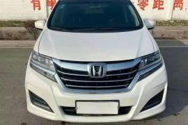 本田 艾力绅 2016款 艾力绅 2.4L 豪华版抵押车