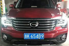 广汽传祺 传祺GS7 2019款 传祺GS7 390T 两驱精英型抵押车
