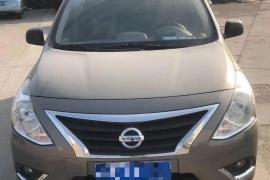 日产 阳光 2016款 阳光 1.5XE CVT领先版抵押车