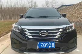 广汽传祺 传祺GS4 2019款 传祺GS4 270T 手动两驱豪华版抵押车