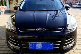 福特 翼虎 2013款 翼虎 1.6 GTDi 自动 四驱精英型抵押车