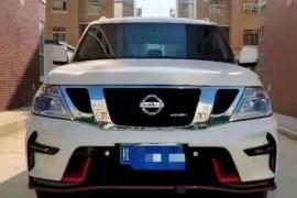 日产 途乐(进口) 2018款 途乐(进口) Y62 4.0 XE 中东抵押车