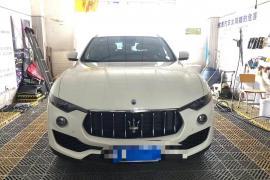 玛莎拉蒂Levante(进口) 2018款 玛莎拉蒂Levante(进口) 3.0T 经典版 抵押车