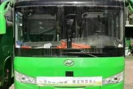 2020年苏州金龙海格大巴车,56座大客车抵押车