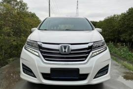 2016年8月本田艾力绅,2.4L排量抵押车