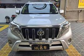 丰田 普拉多(进口) 2018款 普拉多(进口) 4.0L 平行进口抵押车