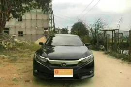 18年本田思域 1.5T 220尊贵版抵押车