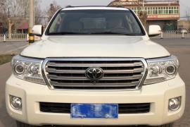 丰田丰田 兰德酷路泽(进口)[陆地巡洋舰] 2013款 兰德酷路泽(进口) 5700 中东版抵押车