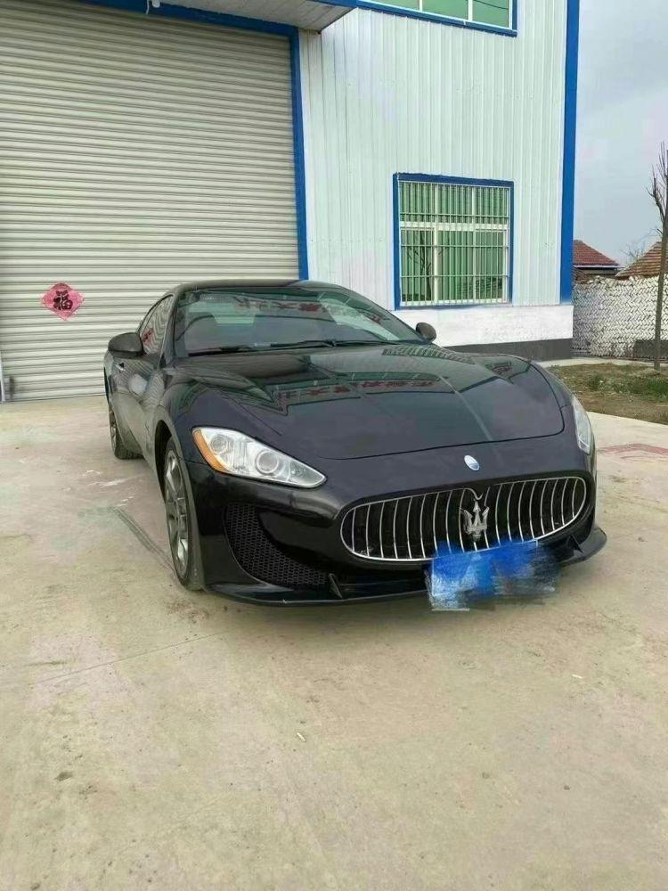 玛莎拉蒂GT(进口)[GranTurismo] 2012款 玛莎拉蒂GT(进口) 4.7L MC S