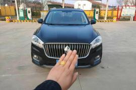 宝沃BX7 2018款 宝沃BX7 28T 两驱舒适型 7座抵押车