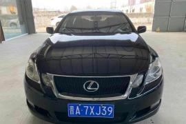 雷克萨斯GS(进口) 2011款 雷克萨斯GS(进口) 300 辉煌版抵押车