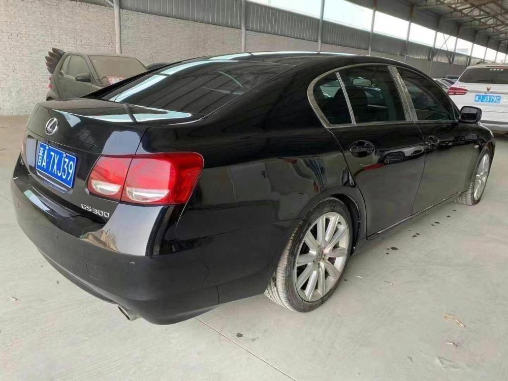 雷克萨斯GS(进口) 2011款 雷克萨斯GS(进口) 300 辉煌版