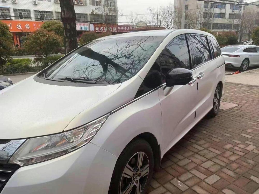 本田 奥德赛(进口) 2017款 奥德赛(进口) 3.5L EX-L 加版
