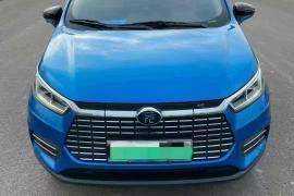 比亚迪 元新能源 2019款 元新能源 EV535 智联领潮型 抵押车