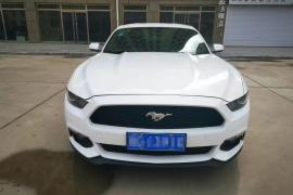 福特 野马Mustang(进口)[Mustang] 2017款 野马(进口) 2.3T 性能版抵押车