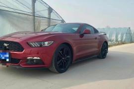 福特 野马Mustang(进口)[Mustang] 2018款 野马(进口) 2.3T EcoBoo抵押车