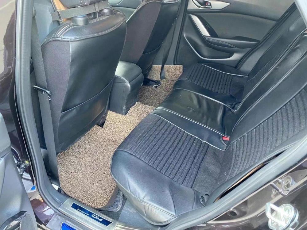 马自达CX-4 2018款 马自达CX-4 2.0L 自动两驱蓝天领先版 国V