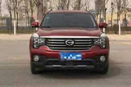 广汽传祺 传祺GS7 2019款 传祺GS7 390T 两驱豪华智联型抵押车