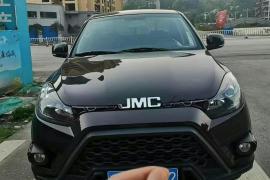 江铃 域虎7 2020款 域虎7 2.0T柴油手动两驱舒享版短轴国VI JX4D20A6L抵押车