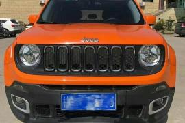 Jeep 自由侠 2019款 自由侠 220T 自动夜鹰版抵押车