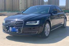 奥迪A8L(进口) 2016款 奥迪A8L(进口) 45 TFSI quattro豪华型抵押车
