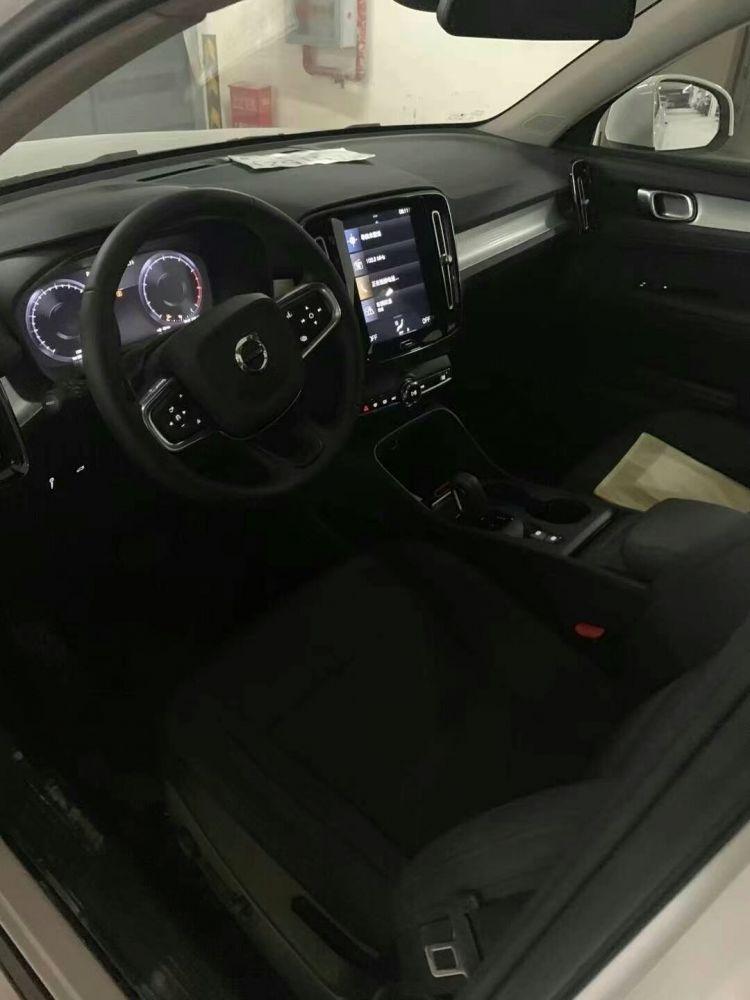 沃尔沃XC40 2020款 沃尔沃XC40 T3 智远豪华版
