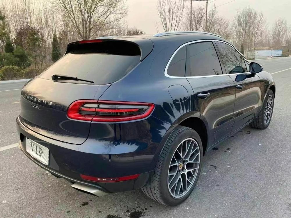 保时捷Macan(进口) 2018款 保时捷Macan(进口) 2.0T