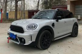 MINI COUNTRYMAN(进口) 2021款 MINI COUNTRYMAN(进口) 1.5T抵押车